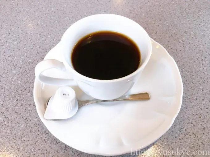 アミアンのランチのドリンク(コーヒー)