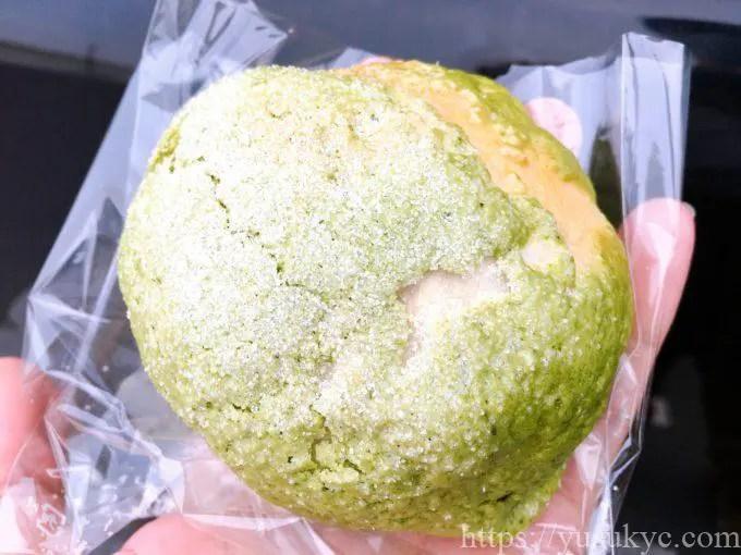 鈴鹿のパン屋さんIinsaide(アイインサイド)のメロンパン