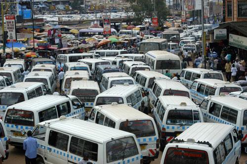 Traffic-jam-Kampala-Uganda