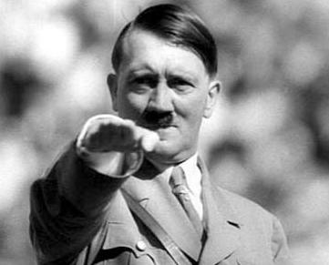 ヒトラー扇動