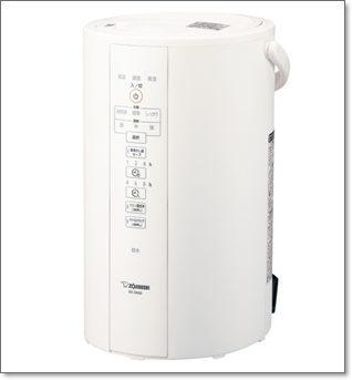 加湿器は結局どれがいいのかテスト検証雑誌MONOQLOのベストバイはEE-DA50