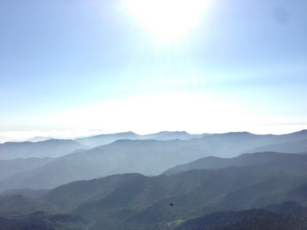 そうなんです。山の日なんです。