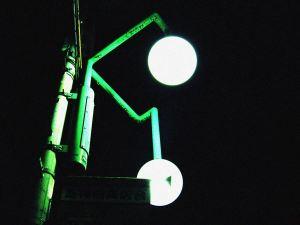 丸いライト2