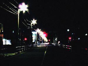 星みたいなライト