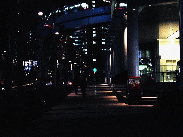 浜松町の道2
