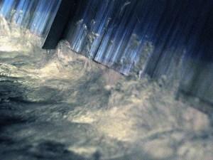 六本木ヒルズの流れる水2