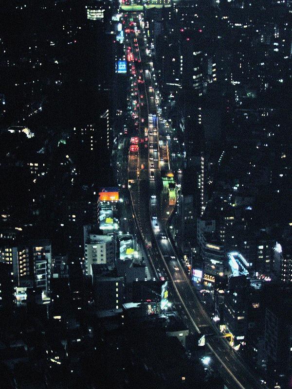 六本木ヒルズからの夜景5