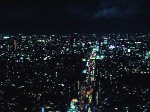 六本木ヒルズからの夜景8