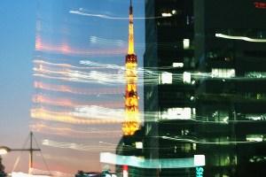 東京タワーの閃光3