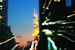 東京タワーの閃光4