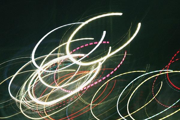 回る閃光2