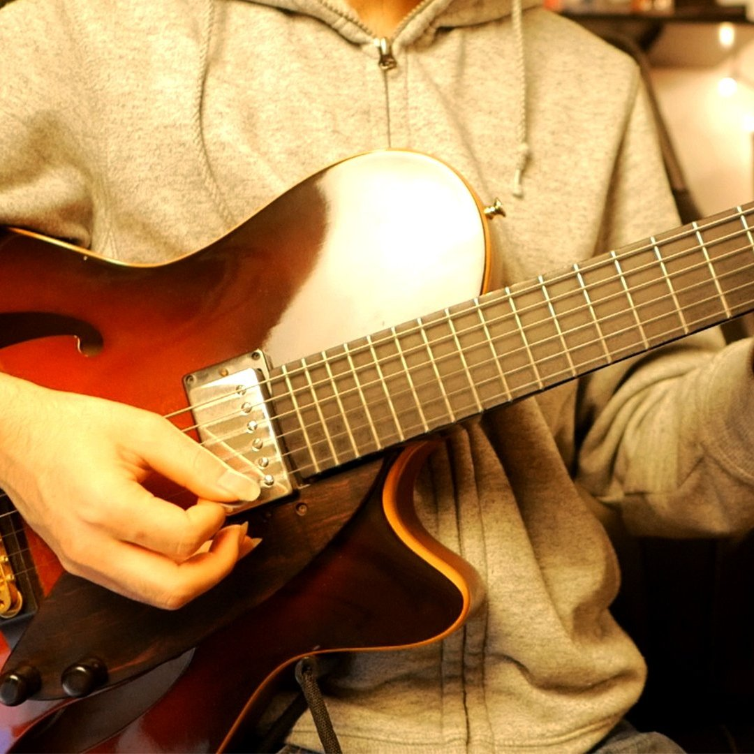 Harmonic Minor Scale Shed & Shred
