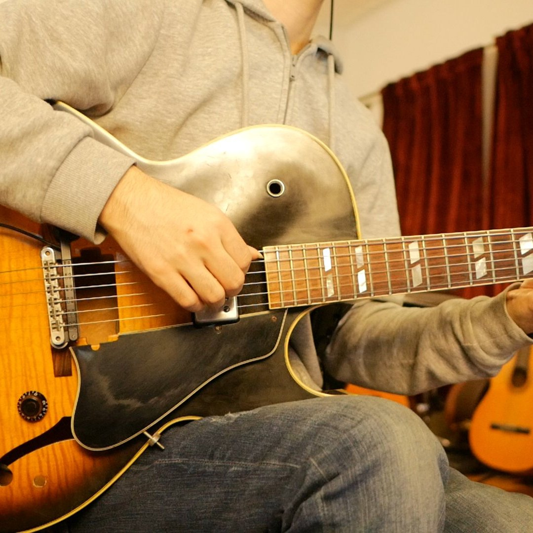 Diminished Scale & Chord Study