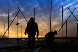 Construction workers - Shutterstock