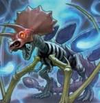 【恐竜族強化:《幻創のミセラサウルス 》効果判明】デッキから攻撃力4000のモンスターが!