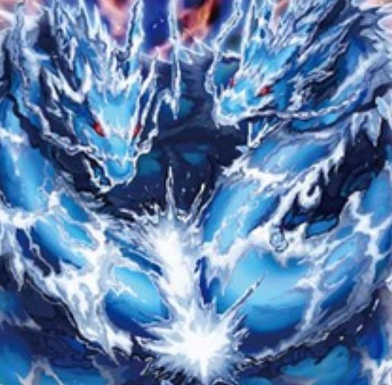 【《ウォーター・ドラゴン-クラスター》効果考察】《青天の霹靂》1枚で一気に特殊召喚!