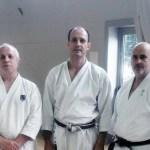 Αναμνηστική φωτό με τον δάσκαλο της KWF Sid Tadrist