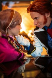 """Oh, Anna... If only there was someone out there who loved you."" -Hans"