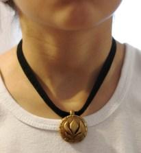 Princess Anna coronation necklace child size