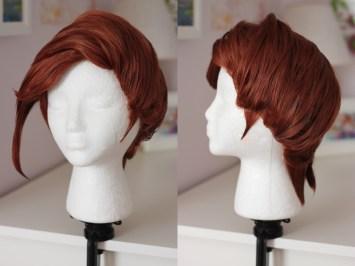 Ame-Comi Steampunk Batgirl wig