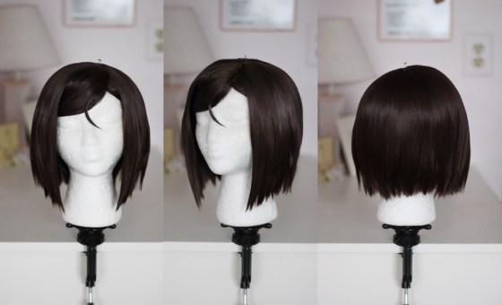 Avatar Korra wig