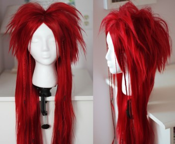 Hide wig