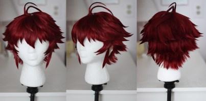 Hinoka wig