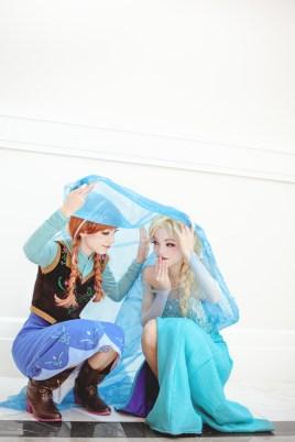 Frozen Sisters III