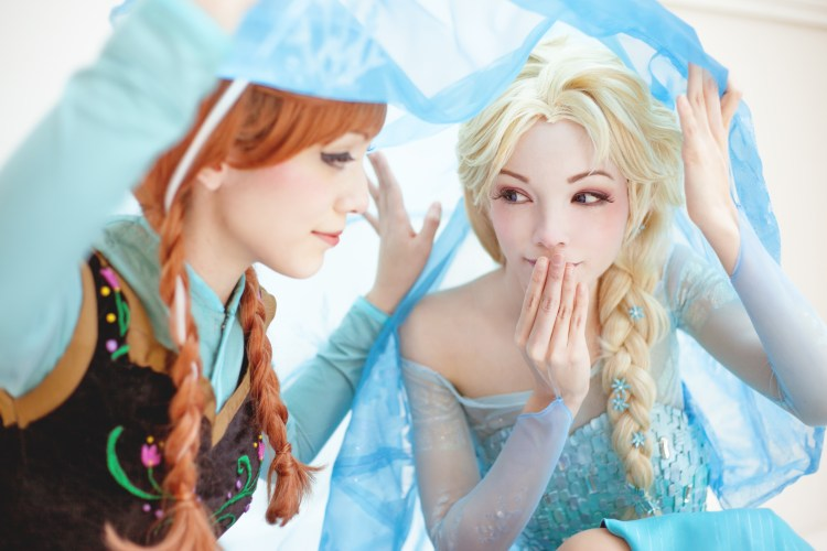Frozen Sisters IV