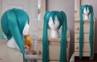 Miku Hatsune wig