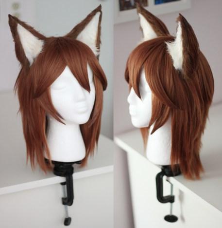 Nishiki wig