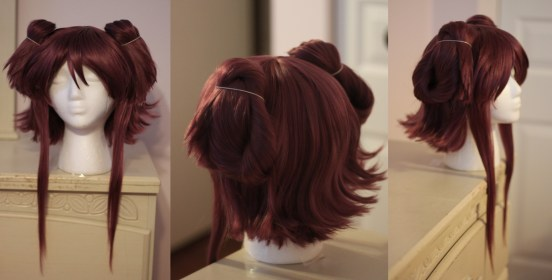 Pest/Black Percher wig