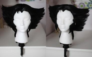 Wolverine wig