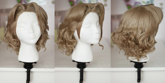 Xander wig