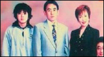 上沼恵美子の家族