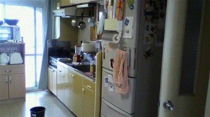 既存キッチン狭山市公団タイプマンションのリフォーム