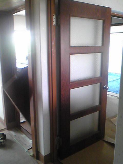 室内ドア既存