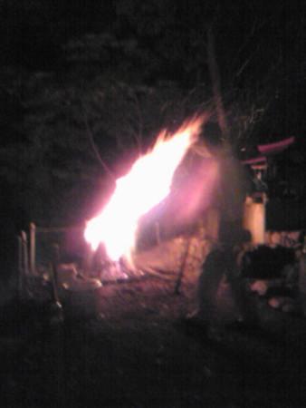 浅間様火祭り2010大祭
