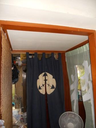 ビフォアー公団マンション和室入口