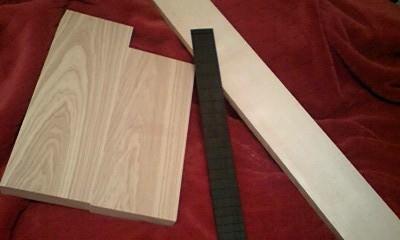 ベース木材
