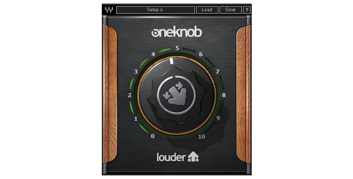 OneKnob Louder