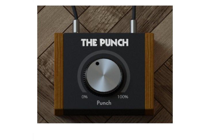 Audio AssaultのトランジェントシェイパーTHE PUNCHを使ってみた