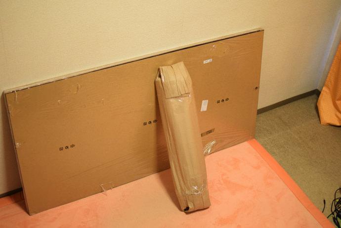 IKEAデスクでDTM