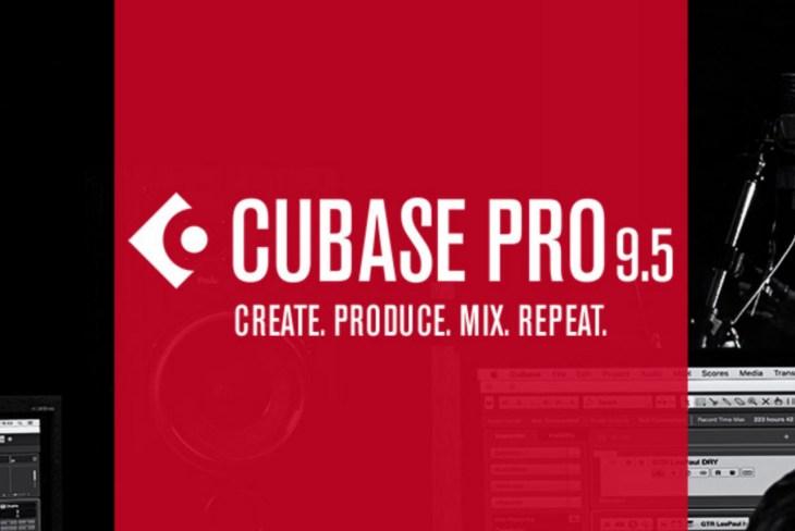 Cubase9.5についてLogicユーザーから見た率直な感想