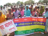 villagers agitating 1