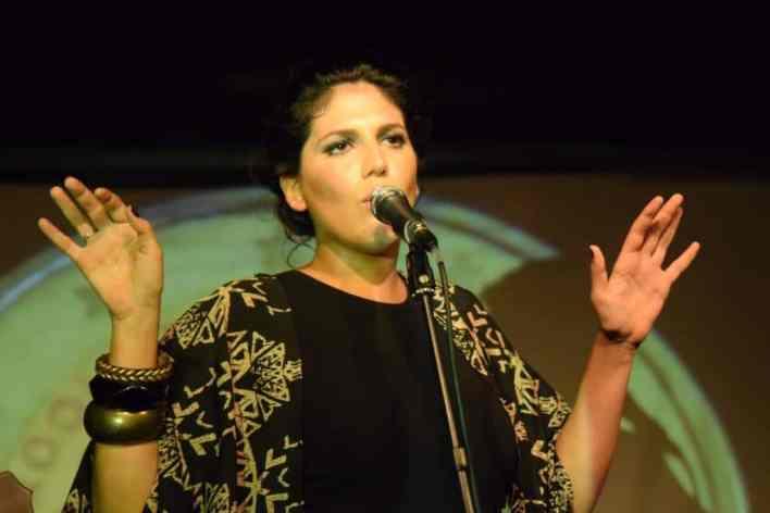 נעמה כהן דורון, שאלות על החיים. צילום: יובל אראל