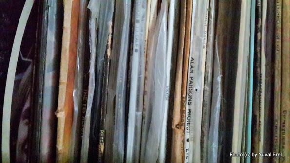 תקליטים, הצצה למדפי הבלוג
