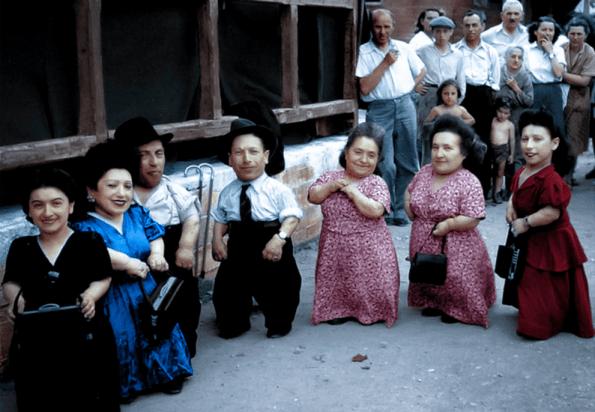 בני משפחת אוביץ, שחזור תמונה - דנה ליקוורניק