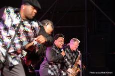 פסטיבל הג'אז בים האדום . צילום: מוטי קמחי