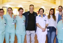 Photo of ברוך רופא חולים – הזמר אדם שוחרר מאיכלוב